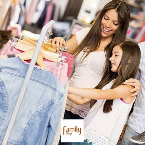Imagen cover de Family Shop